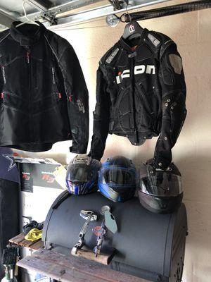 Motorcycle gear for Sale in Lakeland, FL