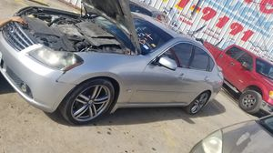 2006 Infinity M35 PARTS for Sale in Houston, TX