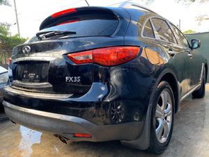 2009 2010 -2016 2017 INFINITI FX35 FX45 FX37 FX50 QX70 PART OUT for Sale in Fort Lauderdale, FL