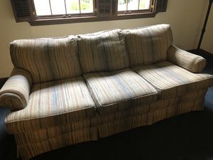 Retro couch for Sale in West McLean, VA