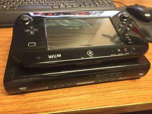 Nintendo Wii-U console complete for Sale in West Covina, CA