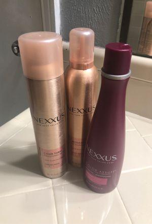 Nexxus bundle for Sale in Dallas, TX