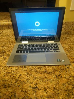 Brand new Dell 2-in-1 touchscreen laptop for Sale in Ontario, CA