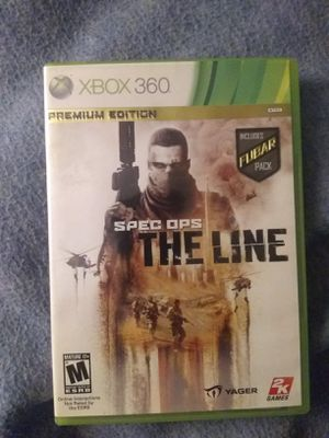 Spec ops game for Sale in Tulsa, OK