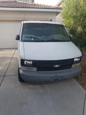 Astro van 3 door extended cargo for Sale in Las Vegas, NV