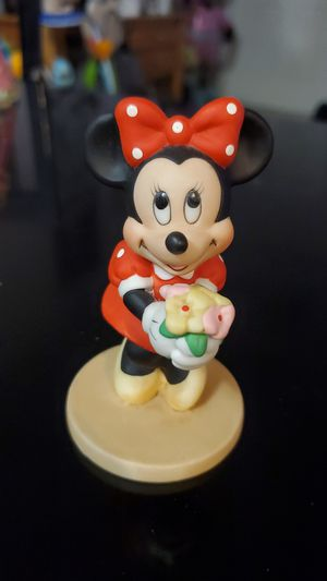 Minnie Mouse porcelain figurine for Sale in Miami, FL