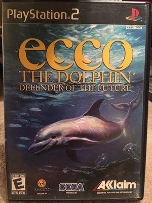 Ecco The Dolphin (PS2) for Sale in Fairfax, VA