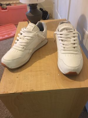 Reebok's for Sale in Fort Worth, TX