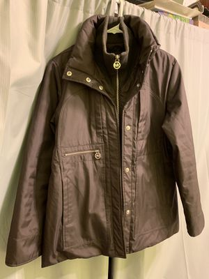 Michael Kors woman's winter coat size Large for Sale in Boston, MA