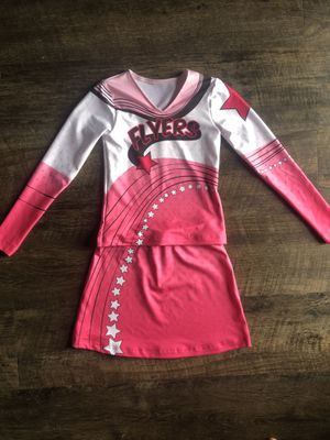 Pink out Cheerleading Uniform for Sale in Lutz, FL