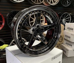 18s 19s Aodhan Wheels ( No Credit Check Finance Available Only $40 Down ) for Sale in The Bronx, NY
