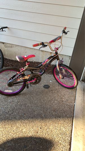 Monster high girls bike for Sale in Newberg, OR