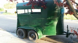 Nice two horse trailer for Sale in West Jordan, UT