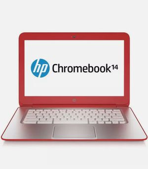 """HP 14"""" Chromebook 1.5GHz 4GB Memory 16GB Solid State Drive 14q049wm Chrome OS for Sale in Livermore, CA"""