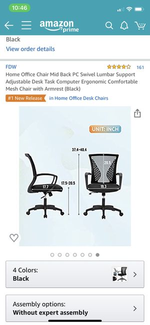 Office chair for Sale in South Miami, FL