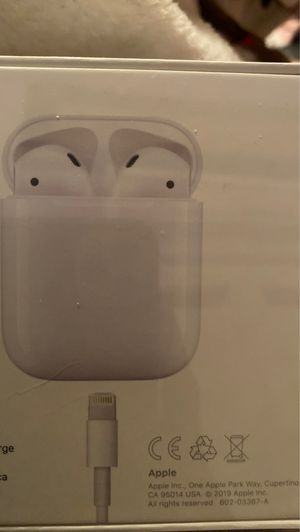 Brand new AirPods not open for Sale in Glendale, CA