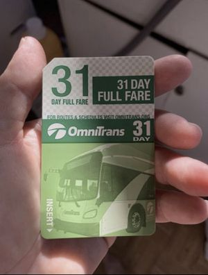 Bus pass for Sale in Montclair, CA