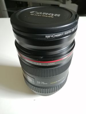 Canon 24-70mm for Sale in North Potomac, MD