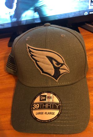 Arizona Cardinals fitted hat BRAND NEW Military Edition for Sale in Chandler, AZ