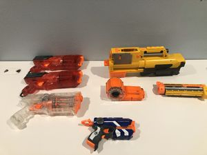 NERF GUNS ! for Sale in San Jose, CA