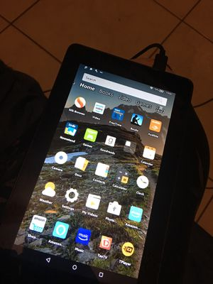 Amazon fire tablet 5th generation for Sale in Orlando, FL
