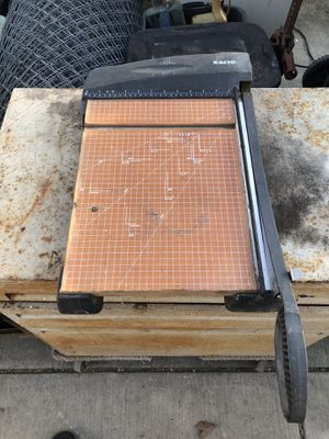 Paper cutter for Sale in Tracy, CA