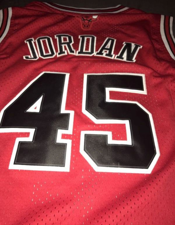 huge discount 53520 34f56 Michael Jordan jersey for Sale in Bronx, NY - OfferUp