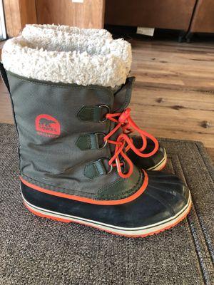 Kids Sorel snow boots for Sale in Denver, CO