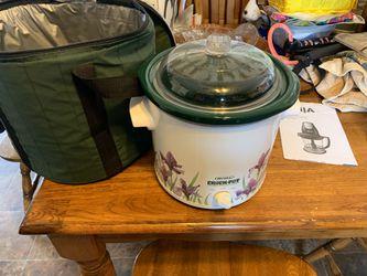 Rival crock pot for Sale in Denver,  CO