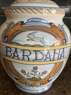 Italian pottery From italy-1990's for Sale in Santa Fe Springs,  CA
