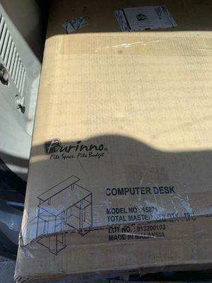 Furinno computer desk for Sale in Henderson, NV