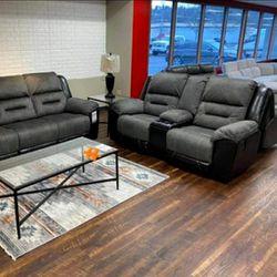 2 Pice Living Room Set Take 🌜Home SAME DAY ♦️New Brand for Sale in Arlington,  VA