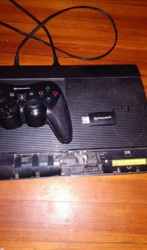 Ps3 super slim (read description) for Sale in Hartford, CT