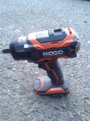 Rigid 1/2 Inch Impact Drill for Sale in Sacramento, CA