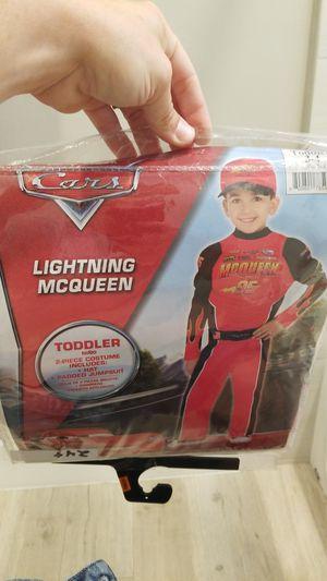 Lightning McQueen costume for boy for Sale in Plantation, FL