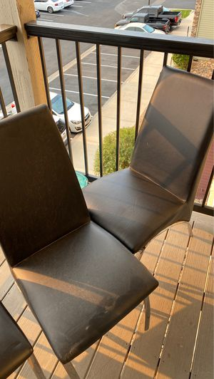 Free Set of Four Chairs for Sale in Thornton, CO