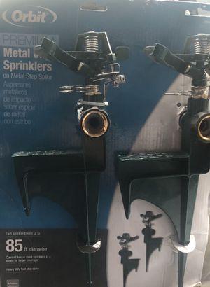 New orbit premium metal impact sprinklers for Sale in Dayton, OH