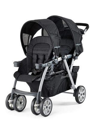 Chicco Cortina Together Double Stroller, Ombra Brand New for Sale in Brook Park, OH