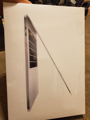 Brand new sealed in box macbook pro 15 (2019) with touch bar for Sale in Dearborn, MI