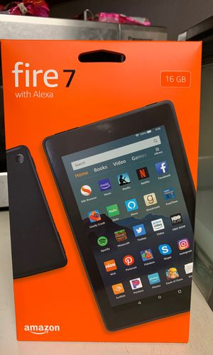Amazon fire 7 tablet NEW IN BOX 16 GB for Sale in Portland, OR