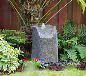 Brand new Liquid Art Hollow springs fountain for Sale in Puyallup, WA