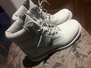 Grey timberland for Sale in Phoenix, AZ