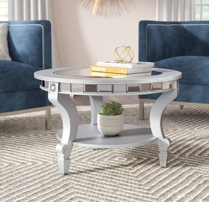 Round Coffee Table Living Room for Sale in Reading, PA