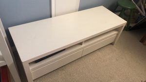 Pottery Barn White Wooden Dresser w Drawers for Sale in Germantown, MD