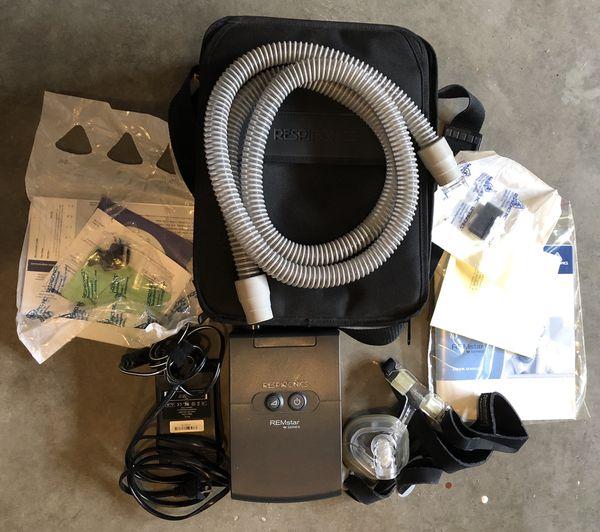 Remstar M Series CPAP Machine W/ Accessories - Working