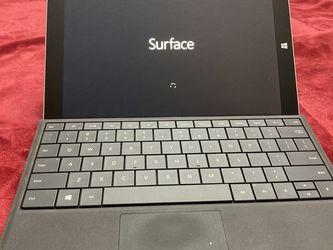 Microsoft Surface 3 Tablet (10.8-Inch, 64 GB, Intel Atom, Windows 8.1) for Sale in Austin,  TX