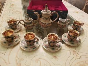 Capodimonte tea set for Sale in El Monte, CA