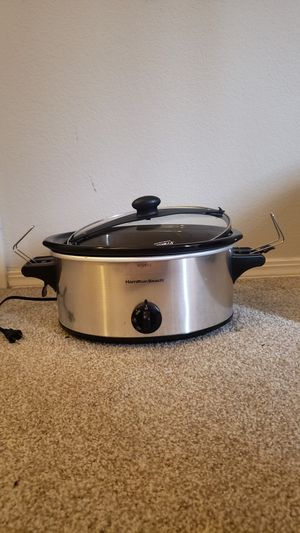 Hamilton Beach Crock Pot for Sale in Denver, CO