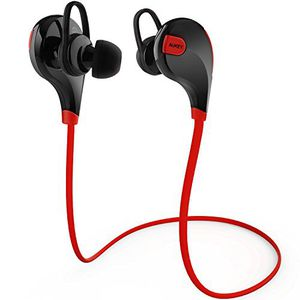 AUKEY Bluetooth Headphones Wireless Portable Sport Earbuds for Jogging, Running, Sports, Gym, Hands-free MIC for iPhone Android Smartphones for Sale in Smyrna, TN