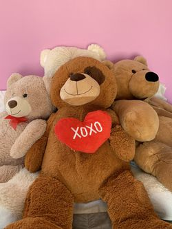 Large Teddy Bears for Sale in Milpitas,  CA